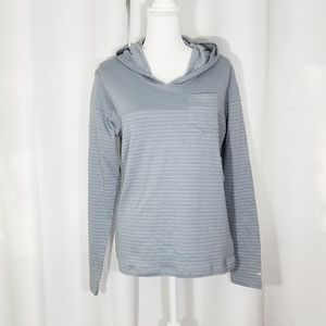 Women's Columbia Harlow Hills Hooded Pullover L